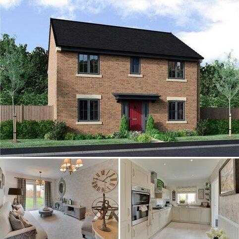 4 bedroom detached house for sale - Plot 49, The Buchan Alternative at Oakwood Grange, Coach Lane, Hazlerigg NE13