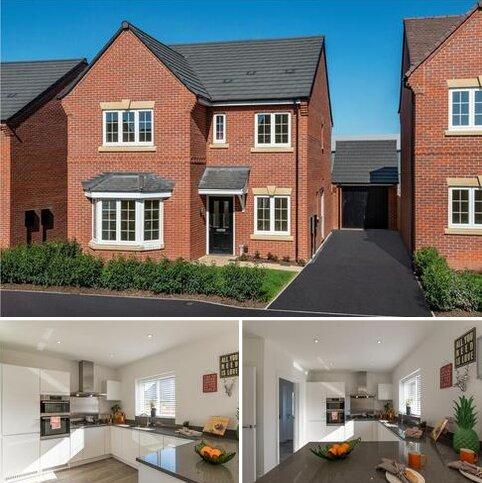4 bedroom detached house for sale - Plot 73, Calver at Scholars Place, Estcourt Road GL1