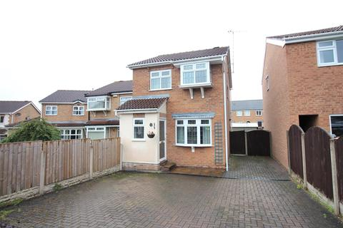 3 bedroom detached house for sale - The Pastures, Giltbrook, Nottingham, NG16