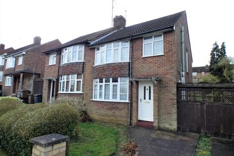 3 bedroom semi-detached house for sale - Hillary Crescent, Luton