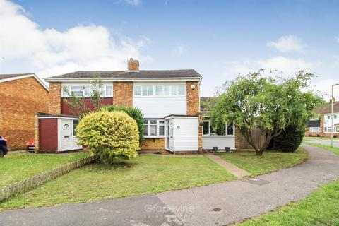 3 bedroom semi-detached house for sale - Millbank Crescent, Woodley, Reading