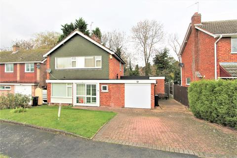 3 bedroom detached house for sale - Beech Road, Oadby, Leicester LE2 5QL