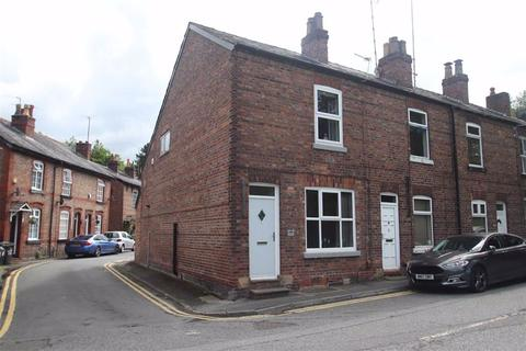 3 bedroom end of terrace house for sale - Cliff Road, Wilmslow