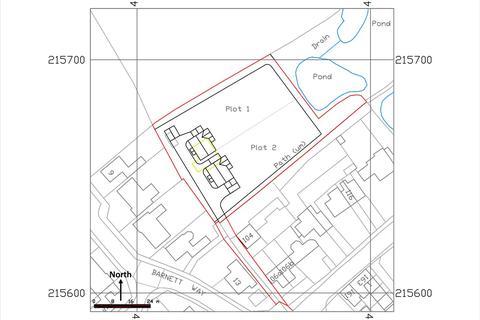 Plot for sale - Aylesbury Road, Bierton, Aylesbury