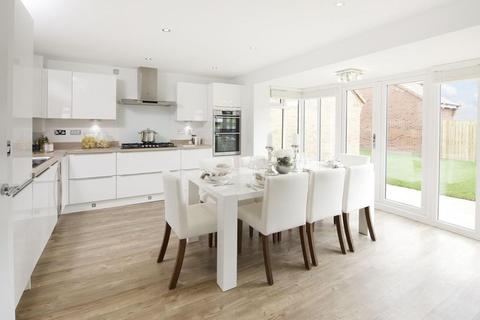 David Wilson Homes - Goitre Fach - Plot 237, The Hanbury at The Parish @ Llanilltern Village, Westage Park, Llanilltern CF5