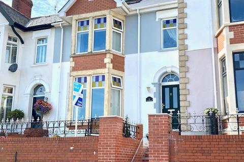 4 bedroom terraced house for sale - Park Avenue, Barry