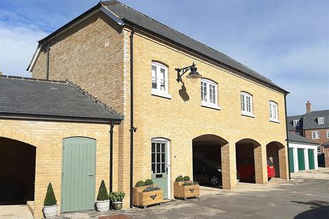 2 bedroom coach house for sale - Liscombe Mews, Poundbury, Dorchester