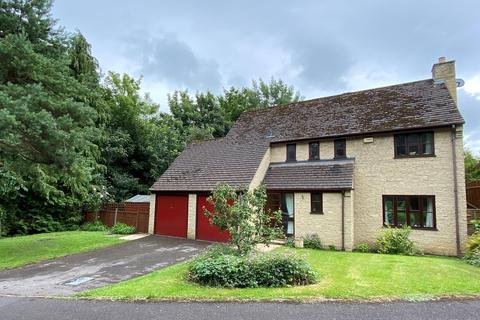 4 bedroom detached house for sale - Pauls Rise, North Woodchester, Stroud, GL5 5PN