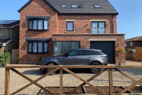 5 bedroom detached house for sale - Elm Villas, Hazlerigg, Newcastle upon Tyne, Tyne and Wear, NE13 7DJ