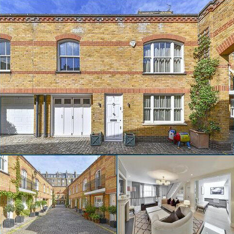 3 bedroom mews for sale - Onslow Mews West, South Kensington, London, SW7