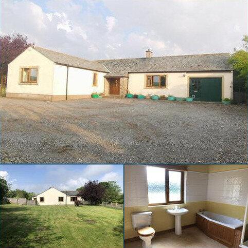 3 bedroom bungalow for sale - Hall Close, Parkend, Caldbeck, Cumbria CA7