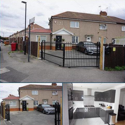 4 bedroom end of terrace house for sale - Granville Avenue, Slough