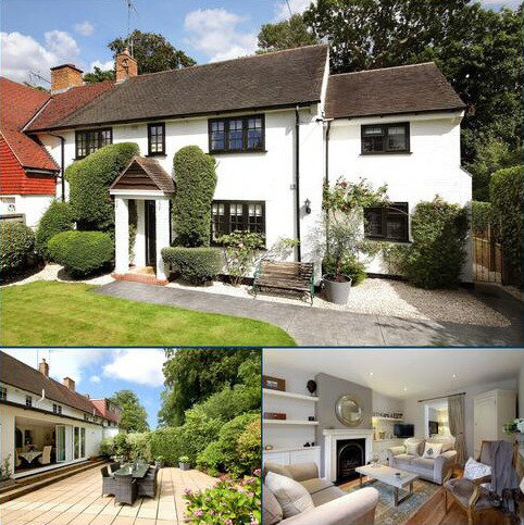3 bedroom semi-detached house for sale - Kingswick Drive, Ascot, Berkshire, SL5