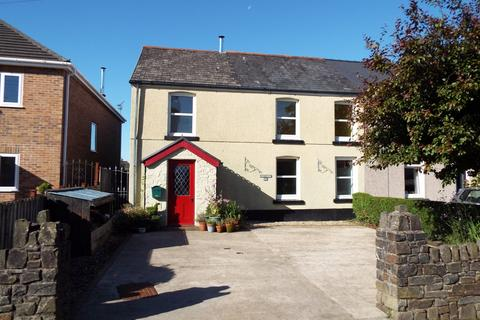 4 bedroom end of terrace house for sale - Pen y Wern Cottages, 23 Joiners Road, Three Crosses, Swansea SA4 3NZ