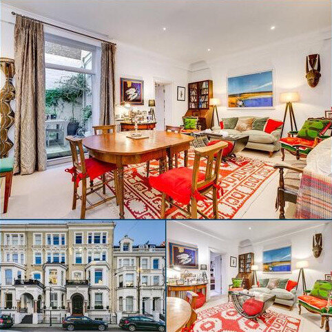 3 bedroom flat for sale - Redcliffe Square, London, SW10