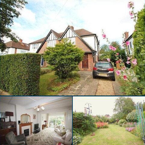 3 bedroom semi-detached house for sale - Village Way, Ashford, TW15
