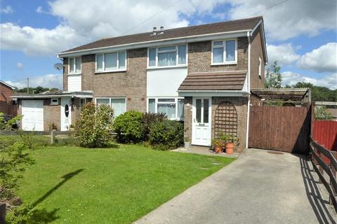 3 bedroom semi-detached house for sale - Westward Place, Bridgend, Bridgend County. CF31 4XB
