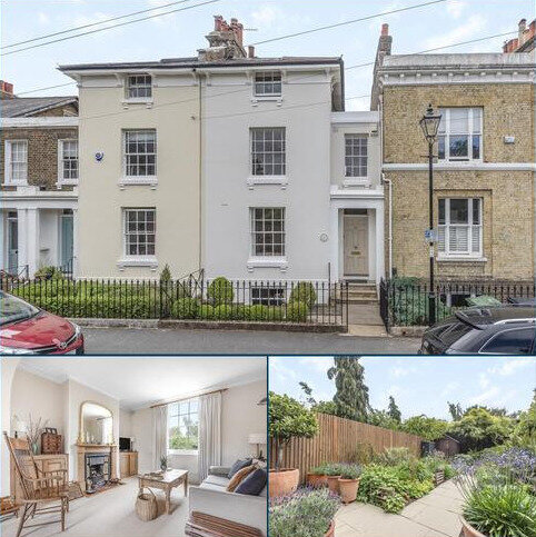 4 bedroom terraced house for sale - Kingswood Place London SE13