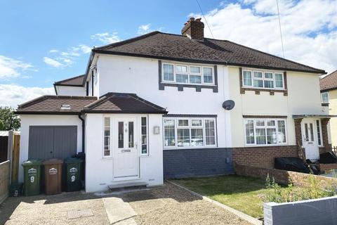 3 bedroom semi-detached house for sale - Ash Grove, Staines upon Thames, TW18