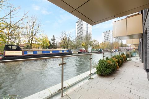 2 bedroom apartment to rent - Waterfront Apartments, Amberley Road, Maida Vale W9