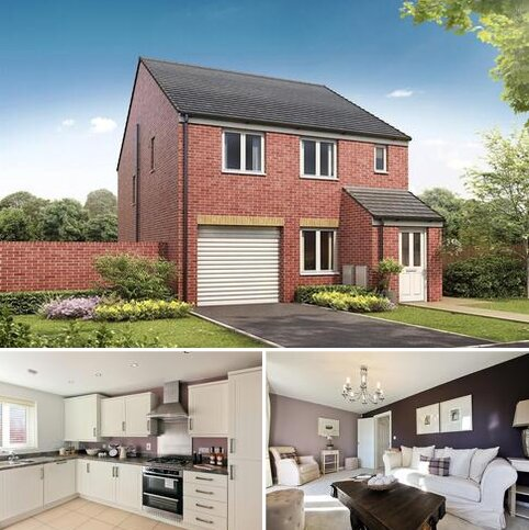 3 bedroom semi-detached house for sale - Plot 5, The Chatsworth  at Foxglove Heights, Portway BA5
