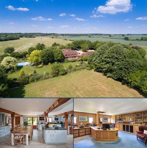 5 bedroom detached house for sale - The Coach Road, West Tytherley, Hampshire, SP5