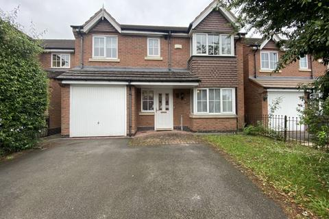 4 bedroom detached house to rent - Fludes Court, Oadby, LE2