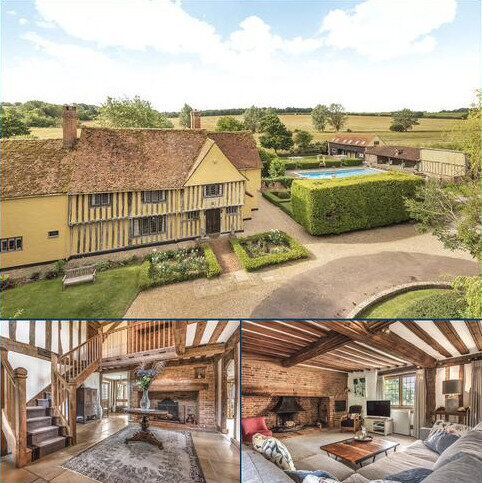 6 bedroom detached house for sale - Bridge Street, Long Melford, Sudbury, Suffolk, CO10