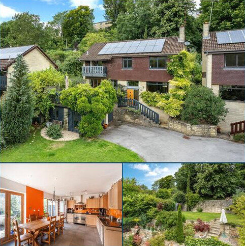 4 bedroom detached house for sale - Combeside, Lyncombe Vale Road, Bath, BA2