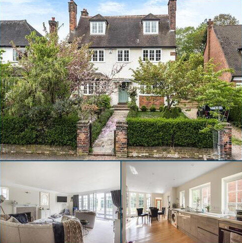 5 bedroom detached house for sale - Manor Way, Beckenham