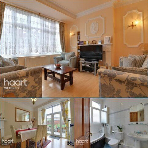 3 bedroom terraced house for sale - Dagmar Avenue, Wembley