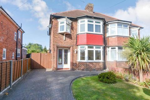 3 bedroom semi-detached house to rent - Lowfield Road, Anlaby