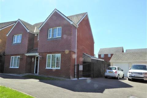 4 bedroom detached house for sale - Heol-Y-Fronfraith Fawr, Bridgend, Bridgend County. CF31 5FR
