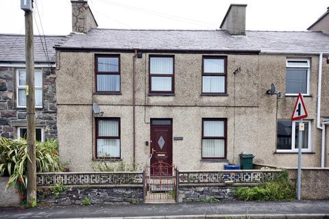 2 bedroom terraced house for sale - Glyn Afon Terrace, Waunfawr, Caernarfon, Gwynedd, LL55