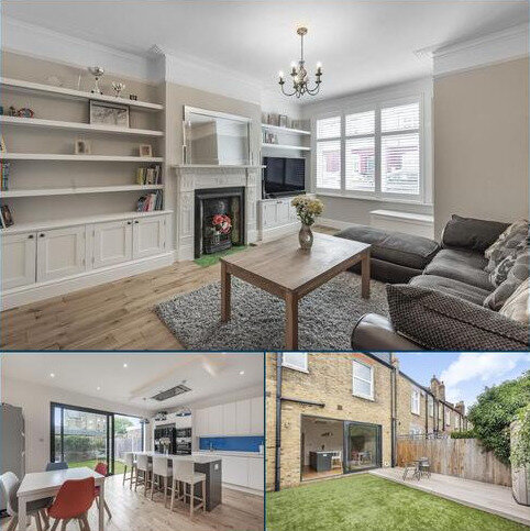 4 bedroom terraced house for sale - Ashvale Road, Tooting