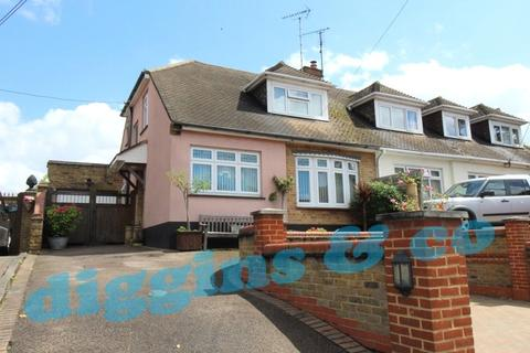 3 bedroom semi-detached house for sale - Hullbridge Road, Rayleigh, Essex, SS6