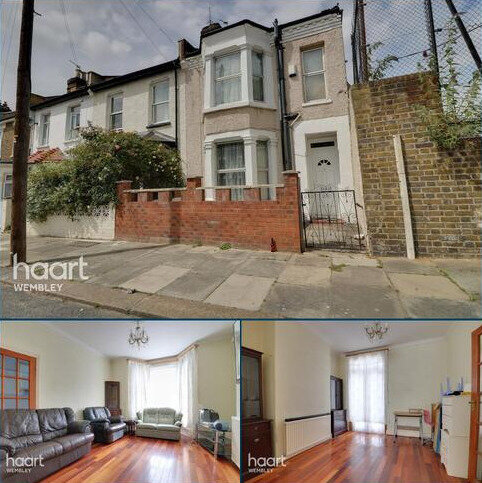 3 bedroom end of terrace house for sale - Rigeley Road, London