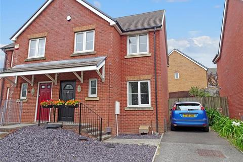 3 bedroom semi-detached house for sale - SWALLOW CLOSE, NORTH CORNELLY, CF33 4PQ