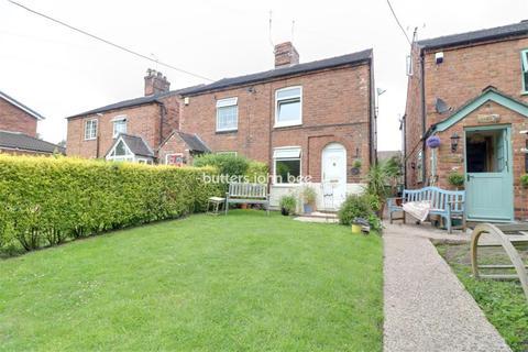 2 bedroom semi-detached house to rent - Main Road, Wybunbury, Nantwich