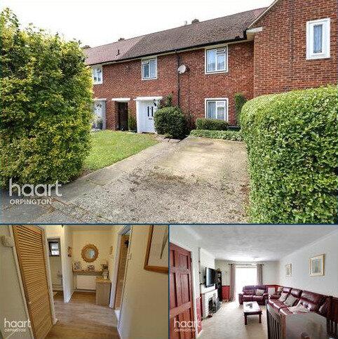 3 bedroom terraced house for sale - Laburnum Way, BROMLEY