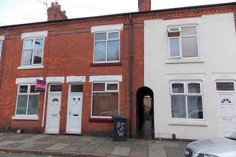 2 bedroom terraced house to rent - Walton Street, Leicester LE3 0DY