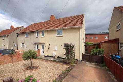 2 bedroom semi-detached house for sale - Musgrove Road, Taunton TA1