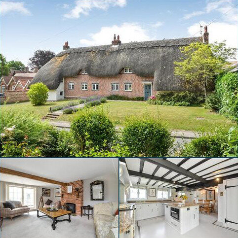 4 bedroom detached house for sale - Crawley, Winchester, Hampshire, SO21