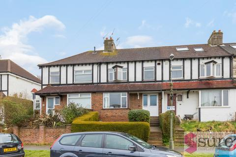 3 bedroom terraced house to rent - Bevendean Crescent, Brighton , East Sussex