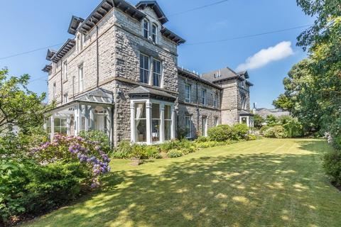 2 bedroom ground floor flat for sale - Apartment 3, Abbotsford, Kentsford Road, Grange-over-Sands