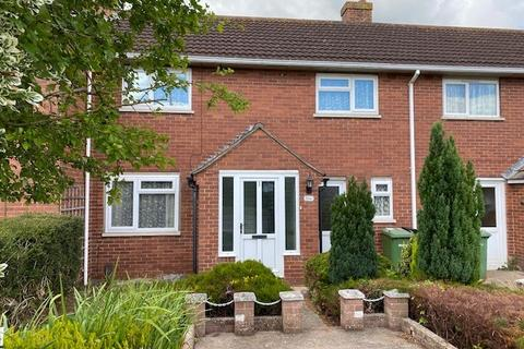 3 bedroom terraced house for sale - 1 Whipton Barton Road, Exeter, EX1 3LN