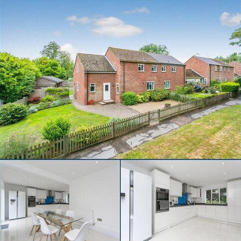 3 bedroom semi-detached house for sale - Winstone Scott Avenue, Langton Green