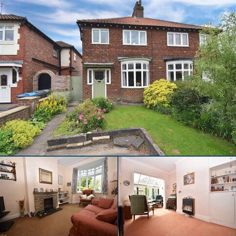 3 bedroom semi-detached house for sale - Racecourse Lane, Northallerton