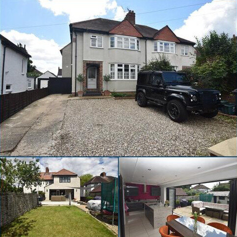 4 bedroom semi-detached house for sale - Second Avenue, Chelmsford, CM1 4EU