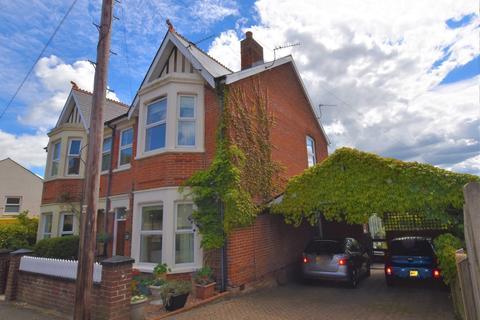 4 bedroom semi-detached house for sale - Park Road, Cowes